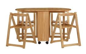 john lewis erfly drop leaf folding dining table and four chairs