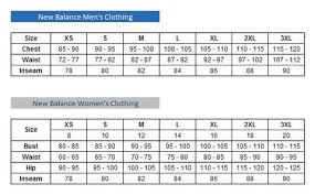 New Balance Childrens Size Chart New Balance Kid Size Chart