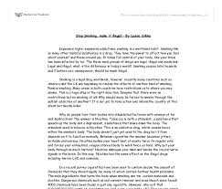 best persuasive essay
