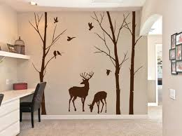white tree wall decal with shelves best tree decals ideas on tree wall  decals tree birch