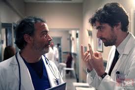 Paolo Sassanelli Il bello delle donne era Oscar ne: Un medico in Famiglia 10  Nel mio film? Mia moglie Marit sarà nel cast
