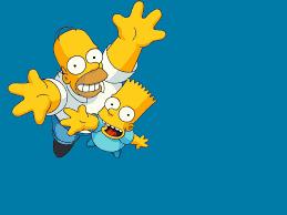 Simpsons Wallpaper For Bedroom The Simpson Wallpaper