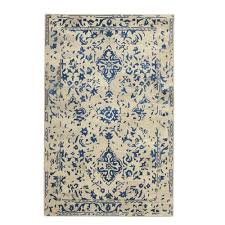 Small Picture Home Decorators Collection Castillo Blue 8 ft x 11 ft Area Rug