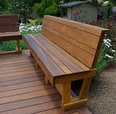 Small Picture Best 25 Bench with back ideas on Pinterest Wood bench with back