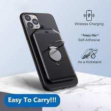 Sạc dự phòng không dây từ tính di động 10000mah, pin phụ trợ ngoài cho bộ  sạc apple magsafe sạc dự phòng iphone 12promax - Sắp xếp theo liên quan sản  phẩm