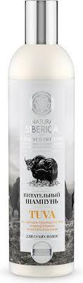 Natura Siberica Tuva <b>Питательный шампунь</b> на молоке ...