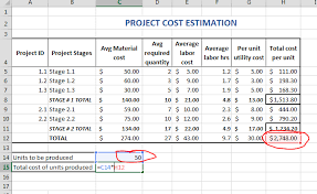 Project Estimate Template Excel Project Estimate Template Excel Magdalene Project Org