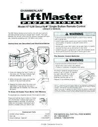 liftmaster garage door opener manual 1 3 hp garage door opener manual wonderful openers photo 1