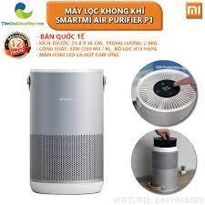 Bản quốc tế] Máy lọc không khí Xiaomi Smartmi Air Purifier P1 - Bảo hành 12  tháng - Shop Thế Giới Điện Máy Thế giới điện máy - đại lý xiaomi chính