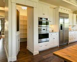 Kitchen Designs With Walk In Pantry
