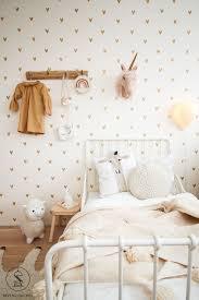 De Vintage Meidenkamer Van Amélie Bedrooms Peuterkamers