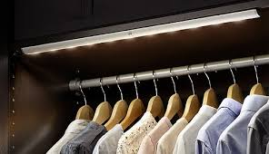 Ikea wardrobe lighting Pax Lights That Automatically Turn On In Your Wardrobe To Show Your Fashion Collection Dream Ikea Wardrobe Lighting Ikea