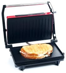 panini toaster non stick grill and press red reheat panini in toaster oven panini toaster kitchenaid
