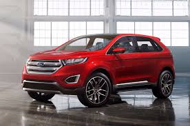 2018 ford edge. beautiful edge 2018 ford edge front view with ford edge e