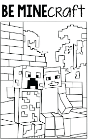 minecraft creeper coloring pages printable for picture john stuff by free minecraft creeper coloring pages printable