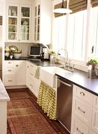 Country Kitchen Ontario Oregon For The Love Of A House A New Kitchen Skirt For Spring