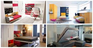 Amazing Space Saving Furniture Posts With Space Saving Bed Designs