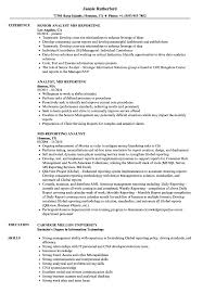 Mis Reporting Resume Samples Velvet Jobs