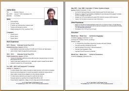 5 Lebenslauf Vorlage Modern Reimbursement Format