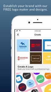 Business Card Maker Logo App By Aeos Technologies Inc