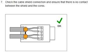profibus cable wiring diagram wiring diagram cr4 th field bus interference on profibus wiring connections