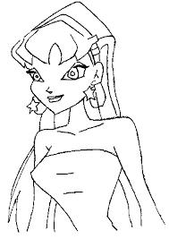 Giochi Delle Winx Disegno Di Stella