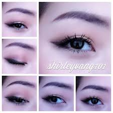 tutorial on insram directions insram make up for asian eyes simple yet bold eye make up