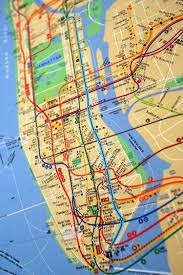 mta gives peek at updated subway map with second ave line  ny