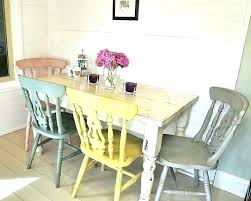 shabby chic dining room tables round kitchen table medium size of chairs for shabby chic dining