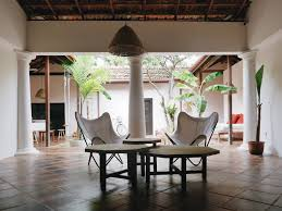 Sri Lankan Courtyard House Design Bohemian Hideout In Sri Lanka The Kip We Are Acanthus