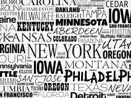 Image result for cities word
