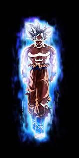 Goku Limit Breaker Light Poster Son Goku Limit Breaker Us Artwork By Nekoar Dragon Ball
