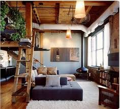 cool loft design