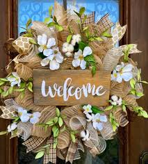 front door wreaths for summerFront Door Wreaths Summer Door Wreaths Summer by FleursDeLaVie