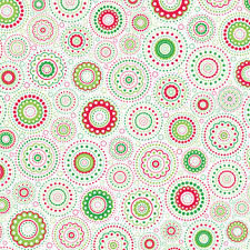 Patterned Paper Awesome Doodlebug Design Patterned Paper Christmas Collection Kaleidoscope