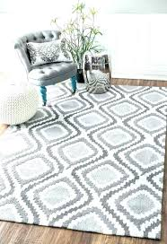 grey and white chevron rug gray and white rug fantastic grey and white area rug outstanding
