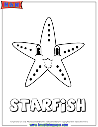 Small Picture Printable 36 Starfish Coloring Pages 8728 Starfish Coloring