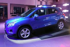 new car releases 2016 philippinesChevrolet Philippines launches the allnew 2016 Chevrolet Trax