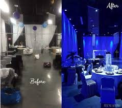diy wedding reception lighting. Before And After Uplighting Wedding Reception Transformation   Rent Online For $19/each + Free Diy Lighting G