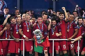 แชมป์เก่าเผยชื่อ โรนัลโด้ นำทัพ ทีมชาติโปรตุเกส ลุย ยูโร 2020