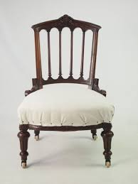 Small Chair For Bedroom Small Victorian Bedroom Chair Or Dressing Table Chair 423055