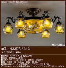 terukuni madder writing is rocky agl 1423db 3242 and collection galle collection is rocky collection magnolia magnolia 10 light chandelier dark bronze