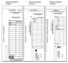 printable deposit slips manual deposit slips for business personal