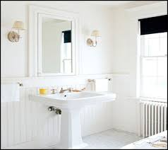 bathroom with wainscoting. Best 25 Wainscoting Bathroom Ideas On Pinterest | White With E