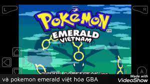 Hướng dẫn tải giả lập GBA Android và pokemon emerald việt hóa  #pokemonemeraldGBA