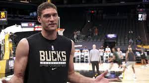 Brook Lopez | Milwaukee Bucks