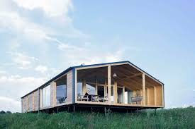 These gorgeous prefab cabins start at $23,000