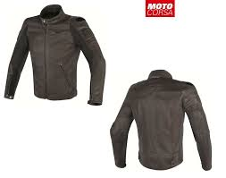 details about dainese street darker perforated leather jacket sz 48 50 52 and 54 euro