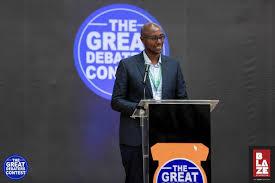 BLAZE Kenya - Charles Wanjohi, Acting Director Consumer... | Facebook