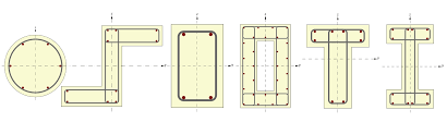 Circular Hollow Section Connection Design Circular Non Symetric Rectangular Hollow T And I Concrete